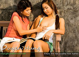 Youngasianbunny Duyen Hung mastrubates for you