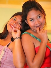 Naughty Filipinas Princess and Trixie